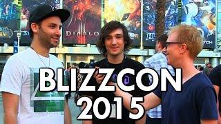 Joe Goes To BLIZZCON 3 (2015)