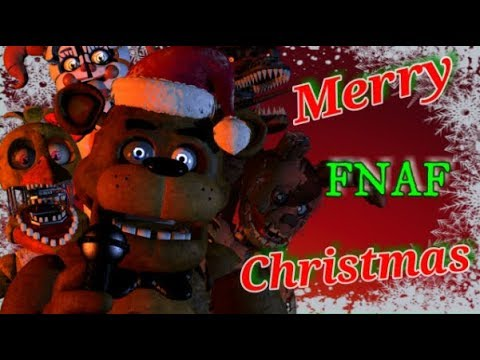 (SFM FNAF) Merry FNAF Christmas Song by JT Music