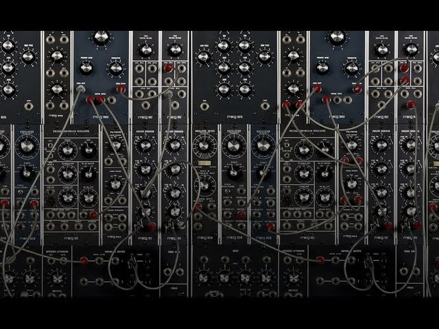 The Moog Ladder Filter