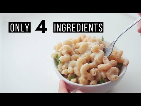 4 Ingredient Vegan Meal Ideas