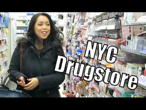 NYC Drugstore! - February 16, 2015 - ItsJudysLife Vlogs