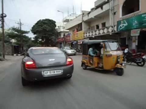 Bentley In Hyderabad