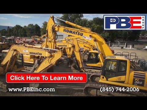 Construction Equipment Rental Orange County NY | Excavators | Bulldozers | Pine Bush Equipment