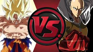 Saitama vs Dragonball Z | OPM vs DragonballZ