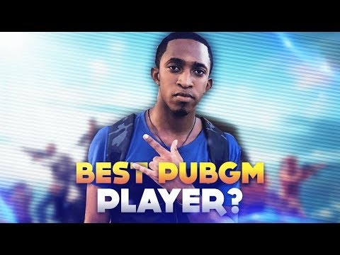 Is this Guy the best PUBG Mobile Player in the World!? - Best of Yanrique Wright