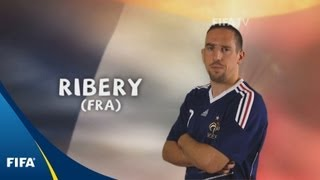 Franck Ribery - 2010 FIFA World Cup