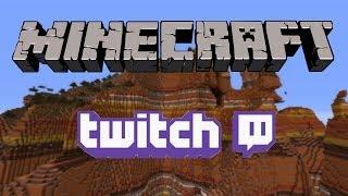 - TUTO - Minecraft 1.7.3 - Liver/Streamer sur Twitch TV - Streaming Update - FR Full HD -