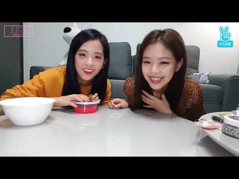 VIETSUB 171020 Slime Show Cùng Jisoo& Jennie Ngịch Slime Max Hài