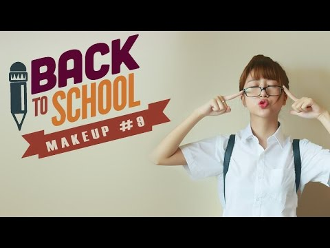 Quynh Anh Shyn – Makeup #9 : BACK TO SCHOOL