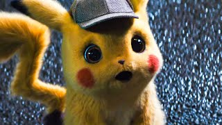 Pikachu Farts - POKEMON: DETECTIVE PIKACHU TV Spot Trailer (2019)