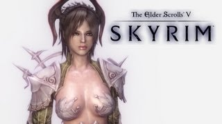 Repeat youtube video Skyrim - SG Hair Pack (HD) (3D)