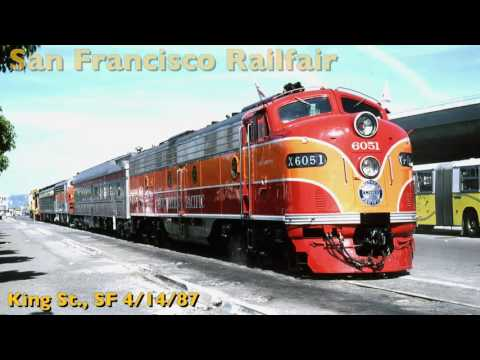 Special Trains on the San Francisco Peninsula