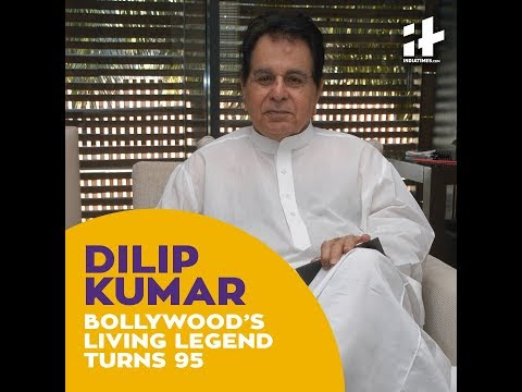 Indiatimes | Dilip Kumar, Bollywood's Living Legend Celebrates His 95th Birthday