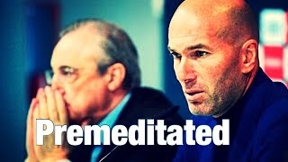 The Real Reason Why Zinedine Zidane Resigns As Real Madrid Manager, Zidane quit Real Madrid