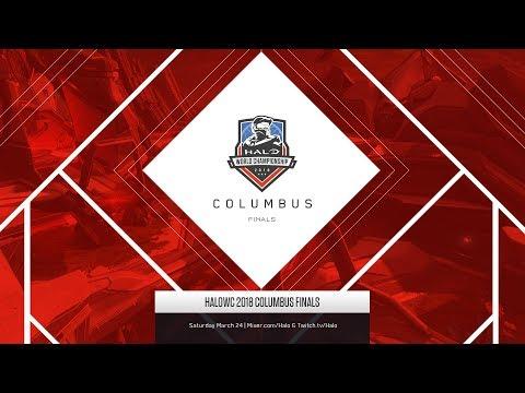 HaloWC 2018 Columbus Finals - Day 2
