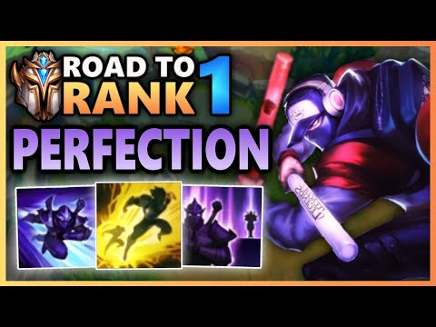800LP Shen OTP Shows You What PERFECT Shen Gameplay Looks Like - Road To Rank 1 (#39)