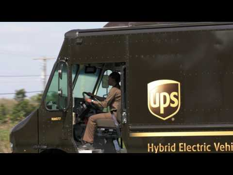 UPS tests truck-launched drone