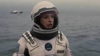 Это не скалы, это волны ... отрывок из фильма (Интерстеллар/Interstellar)2014