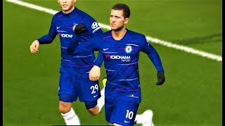 Chelsea vs Cardiff City | E. Hazard 3 Goals & Full Match 2018 | PES 2018 Gameplay HD