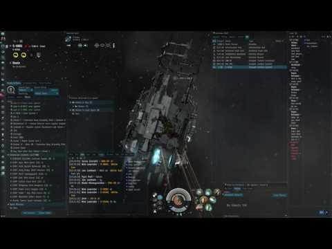 Eve Online Null Sec System Defense