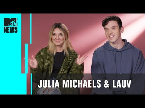 Julia Michaels & Lauv on Their Collab...