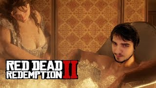 """Мэддисон играет в Red Dead Redemption 2 - """"ЭТО НЕ РУКА, НО ЕСЛИ ХОЧЕШЬ ТРОГАЙ"""""""