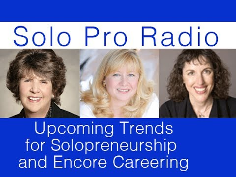 Upcoming Trends for Solopreneurship and (made with Spreaker)