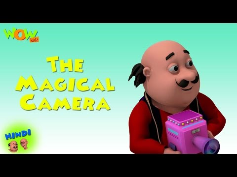 The Magical Camera - Motu Patlu in Hindi WITH ENGLISH, SPANISH & FRENCH SUBTITLES thumbnail