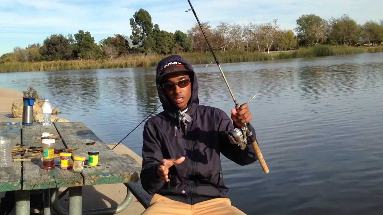 pautzke fire bait trout fishing - youtube, Fishing Rod