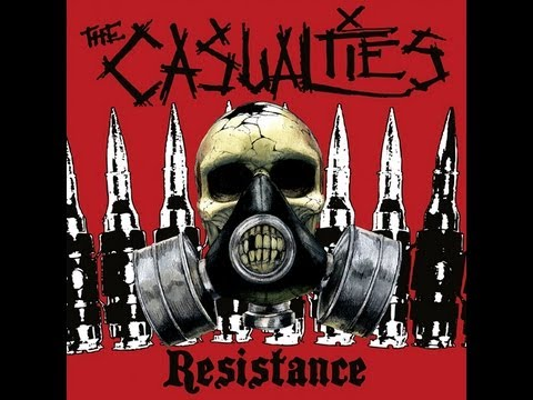 Клип The Casualties - Resistance