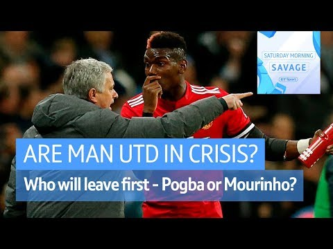 DEBATE: Are Manchester United in crisis under Jose Mourinho? | Saturday Morning Savage