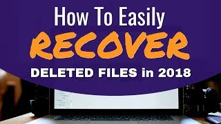 Recover Deleted Files From Hard Drive, SD Card, USB Tutorial