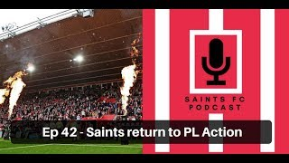 Saints FC Podcast Episode 42: Saints draw with Burnley | The Ugly Inside