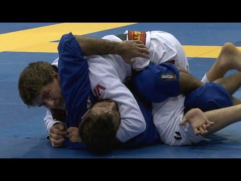 Rafael Mendes VS Mario Reis / Pan Championship 2013
