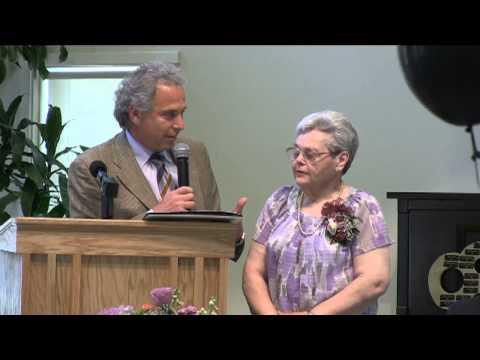 Senior Center Awards Ceremony