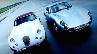 Weismann Roadster/TVR Tuscan Car Review Pt 2 | Top Gear