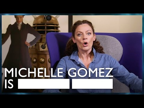 Michelle Gomez vs YouTube Comments - Doctor Who