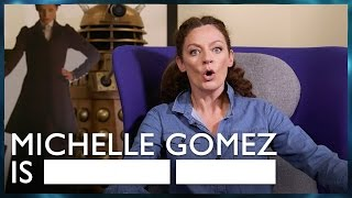 Michelle Gomez vs YouComments | Doctor Who
