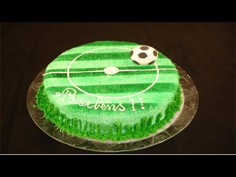 Clique e veja o vídeo Decoração de Bolos - Bolo de Aniversario - Especial