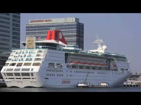 Welcome To The Port Of Amsterdam