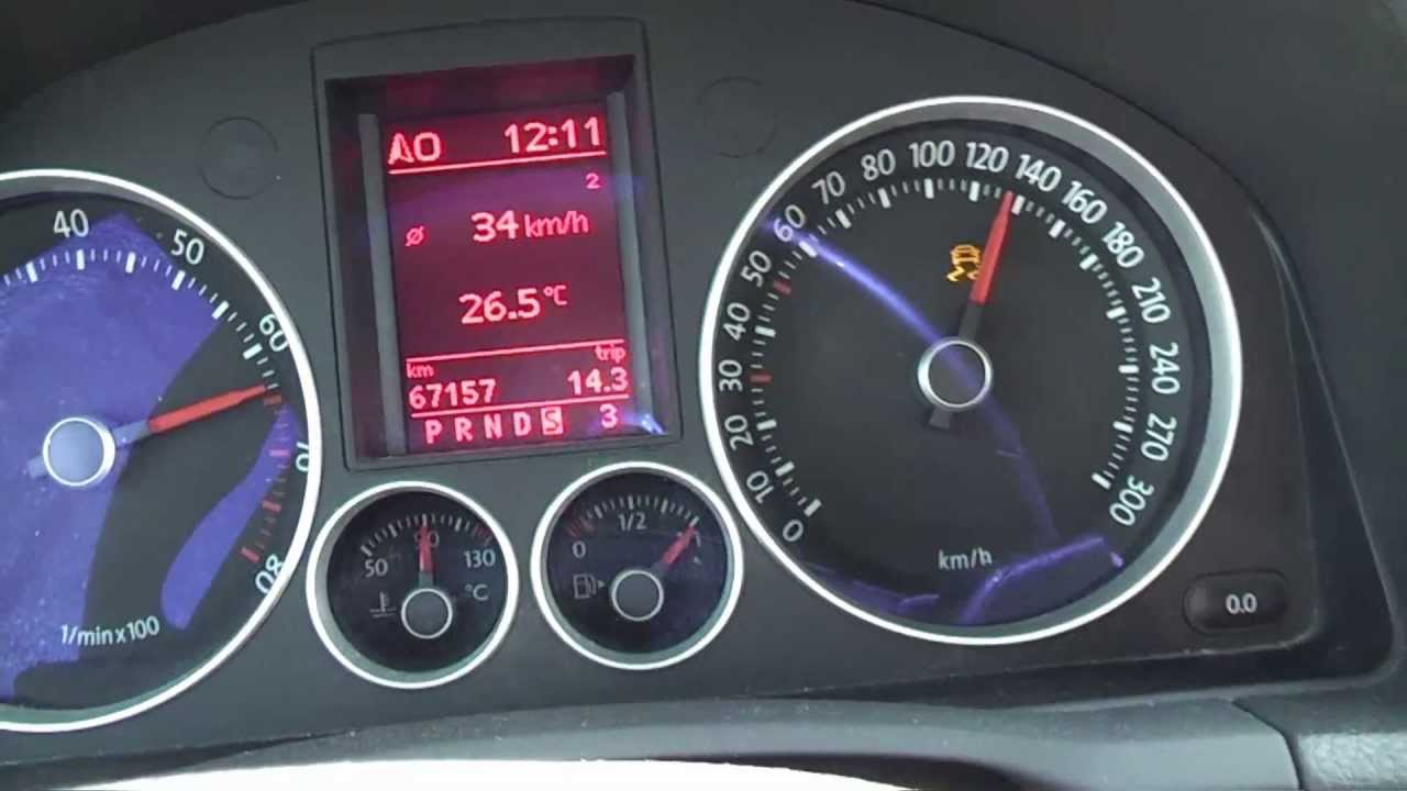 vw golf gti edition 30 280 ps launch control 0 100 km h youtube