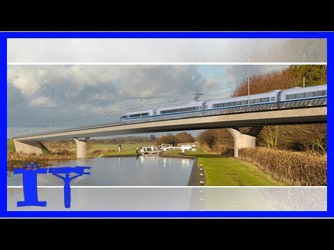 Five companies shortlisted to build hs2's superfast trains