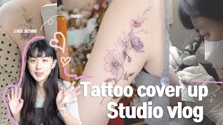 HOW TO DO TATTOO COVER UP/FLOW…