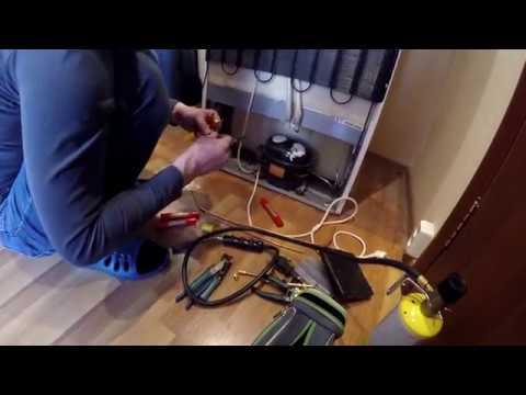 видео: Холодильник