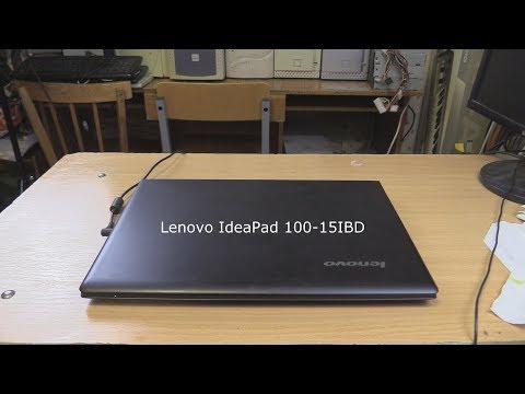 Lenovo IdeaPad 100-15IBD. Замена HDD на SSD. Будет ли лучше? Выпуск 18.