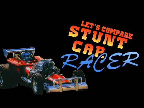 Let's Compare ( Stunt Car Racer )