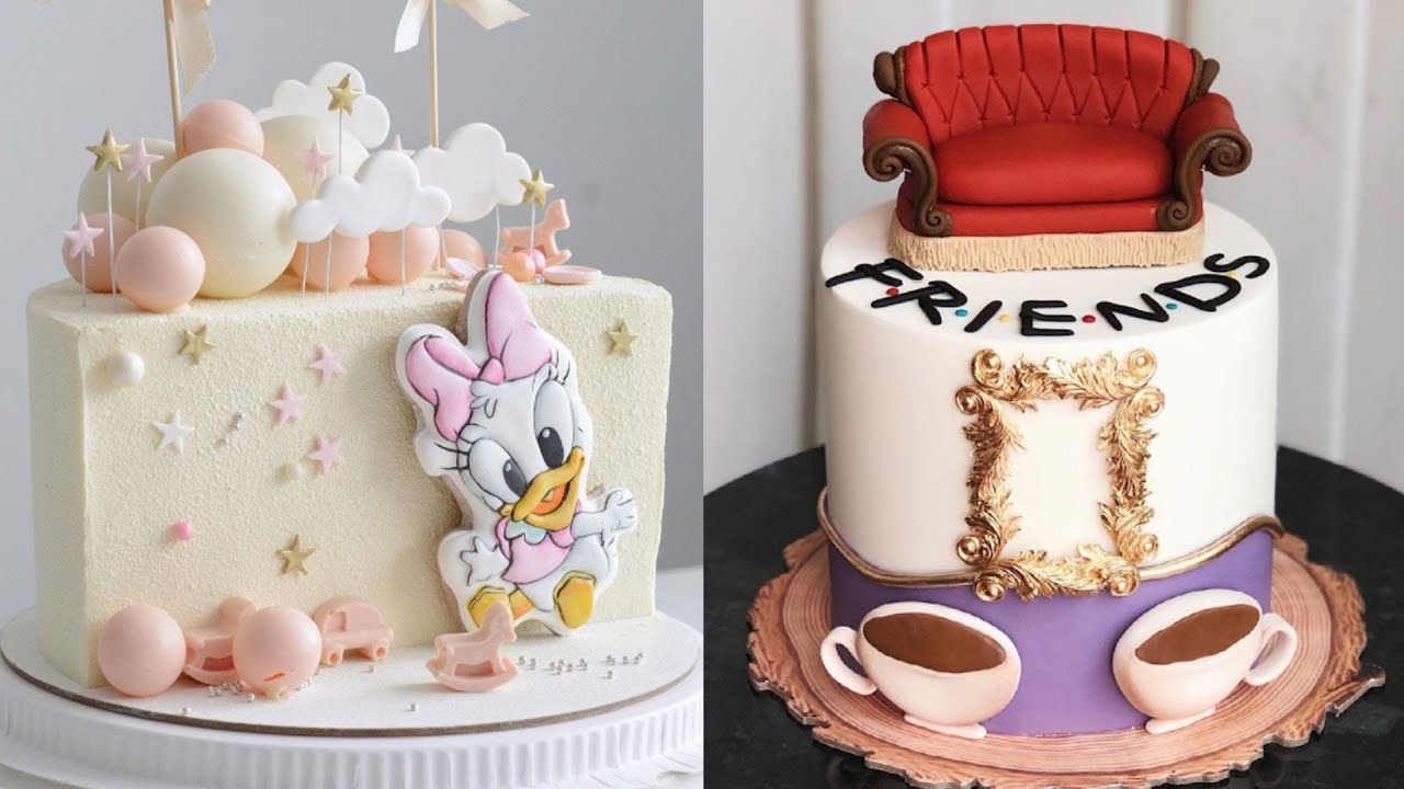 100+ Perfect Cake Decorating Technique Like a Pro   Most Satisfying Cake Decorating Recipes