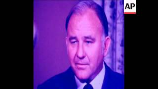 SYND 28 9 78 RHODESIAN MILITARY COMMANDER PETER WALLS PRESS CONFERENCE
