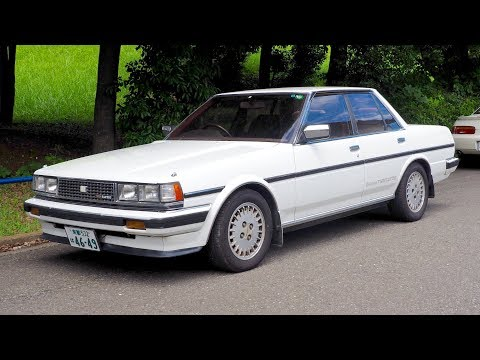 1986 Toyota Cresta Twin Turbo (USA Import) Japan Auction Purchase Review