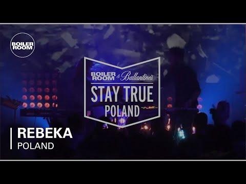 Rebeka Boiler Room & Ballantines Stay True Poland  Set